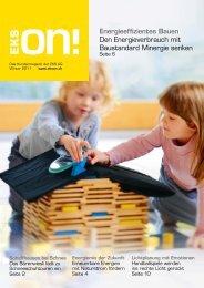 Das Kundenmagazin der EKS AG Winter 2011 ... - EKS ON! - Start