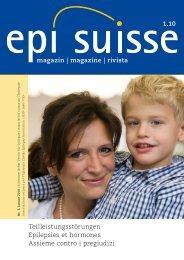 magazin | magazine | rivista Teilleistungsstörungen ... - ParEpi
