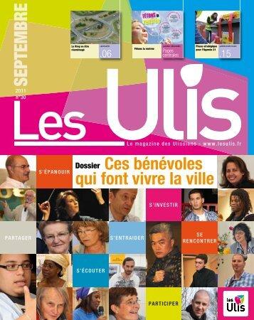 Ces bénévoles qui font vivre la ville - Les Ulis