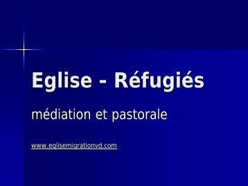 Eglise - Réfugiés - Solidarité Eglises Migration Vaud