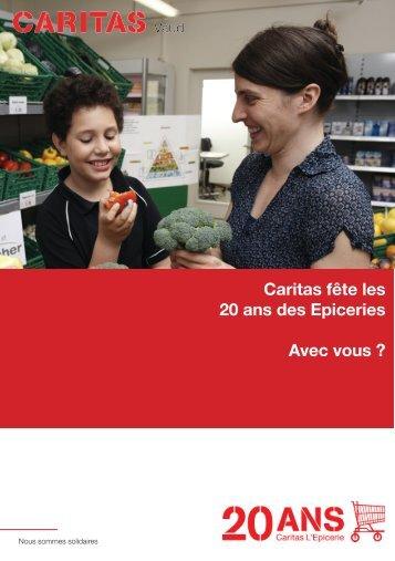 flyer en pdf - Caritas Vaud
