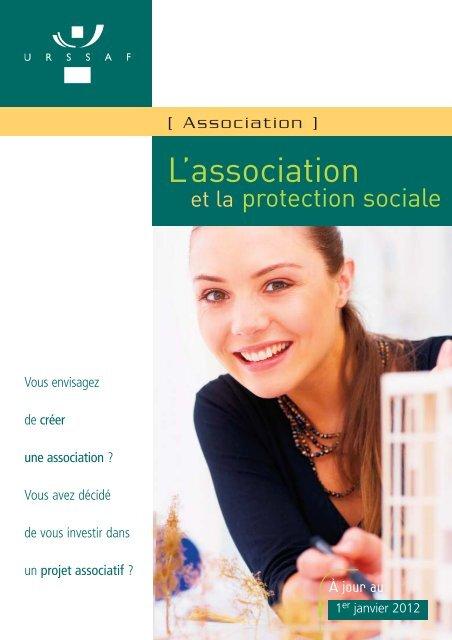L Association Et La Protection Sociale Urssaf
