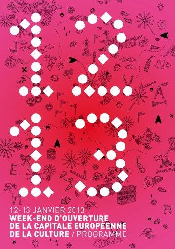 12-13 jAnvier 2013 - Ville de Marseille