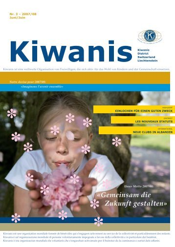 et «service center - Kiwanis