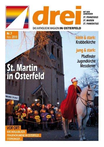 jung & stark: klein & stark: krabbelkirche - St. Pankratius - Bistum ...