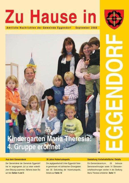 Achtung!!! - Gemeinde Eggendorf