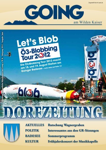 (4,61 MB) - .PDF - Going am wilden Kaiser