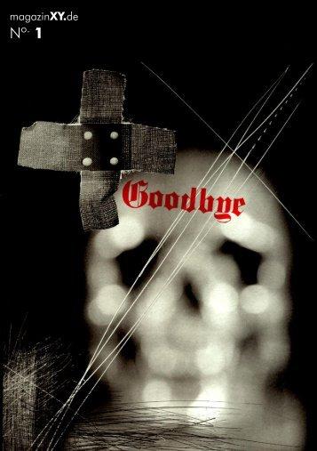 Goodbye - magazinXY