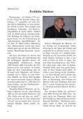 Obermenzinger Hefte - Verein der Freunde Schloss Blutenburg eV - Seite 4