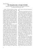 Obermenzinger Hefte - Verein der Freunde Schloss Blutenburg eV - Seite 6