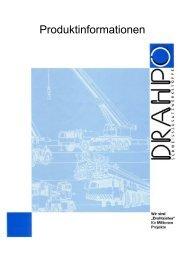 DRAHPO-Prospekt PDF (Produktübersicht kurz 13,6 MB