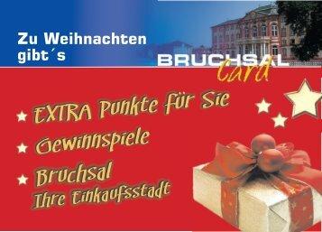 Punkte - BruchsalCard
