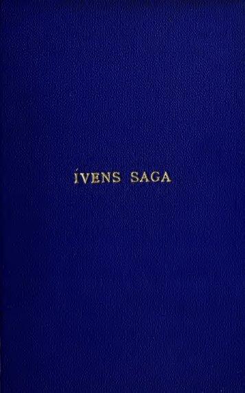 Ivens Saga;