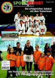 Die erfolgreichen Judokas mit dem Trainerteam - SC Poppenbüttel ...