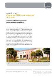 Enterprise PACS als strategisches IT - Projekt - Visus Technology ...