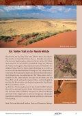 Nachhaltig reisen in Namibia - Hauser exkursionen - Seite 7