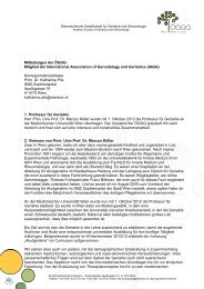 Newsletter 10/2012