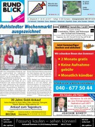 Ausgabe 7.2011 - Rundblick