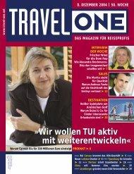 sales - Travel-One