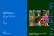 placement brochure 09 online - National Institute of Fashion ...