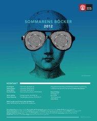 Sommarens böcker 2012 - Natur och Kultur