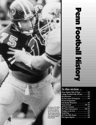 05 history.qxp - University of Penn Athletics