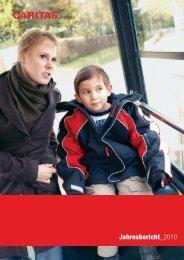 Jahresbericht_2010 - Caritas Aargau
