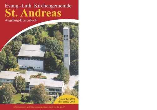 Gemeindebrief_03_2012 - Luth. Kirchengemeinde St. Andreas ...