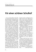 Mitteilungen der Freien Waldorfschule Stade - Seite 6