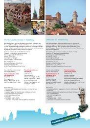 tourismus. nuernberg .de - Congress- und Tourismus-Zentrale ...