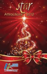 to download Star Attractions 2012 brochure