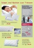 Sommer- betten - Rabolt Schlafkultur - Page 6