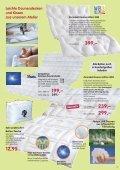 Sommer- betten - Rabolt Schlafkultur - Page 7
