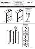 Montageanleitung Assembly instruction Notice de montage ... - Page 3