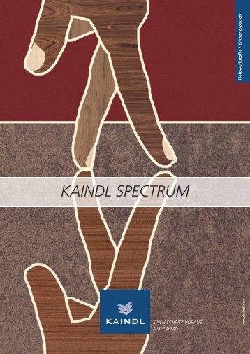 KAINDL SPECTRUM