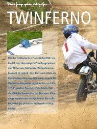Twinferno - Seitenwagen  Veteranen Cup