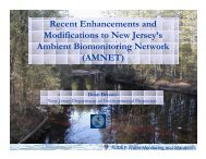 AMNET - State of New Jersey