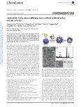 Apoferritin–CeO2 nano-truffle that has excellent artificial redox ... - Page 2