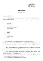 über das Vereinsjahr 2006/2007 Liebe Mitglieder und Freunde des ...