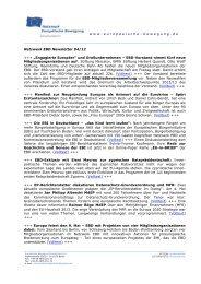 Netzwerk EBD-Newsletter 04-2012 - Netzwerk Europäische ...