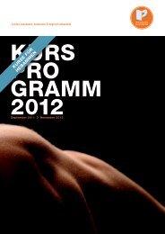 neu im Physiozentrum für Weiterbildung in der Kurssaison 2011/2012!