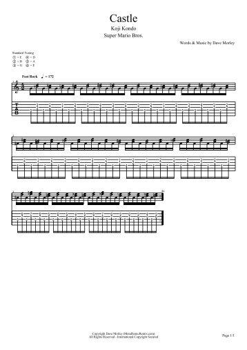 04 Castle.pdf - Metal Sonic Remix