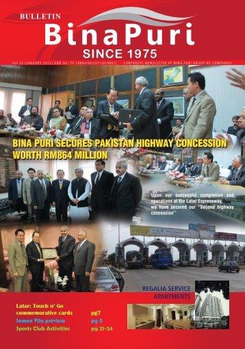 bulletin - Bina Puri Holdings Bhd