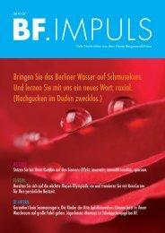BF - Bergmann & Franz