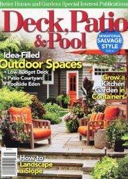 Meet A Deck Designer - Windsor Decks and Gardens