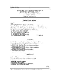 1. Laporan Prosiding Pendengaran Awam Jawatankuasa - Parlimen ...