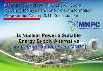 Objectives - Malaysian Gas Association