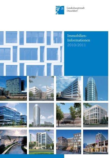 Bürobautätigkeit und -projekte - Duesseldorf Realestate