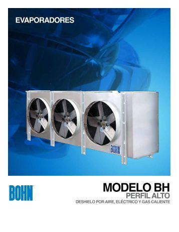 BCT-007-430-1-vaporadores-para Camaras-Frigorificas - Bohn