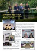 British Prime Minister visits The University of Nottingham Malaysia ... - Page 3